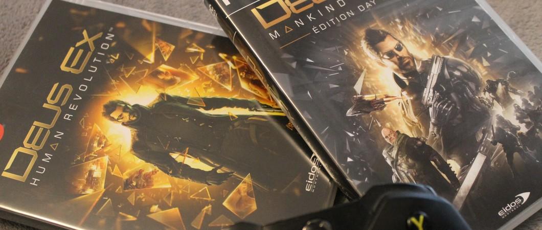Papa à quoi tu joues? Deus Ex : Mankind Divided