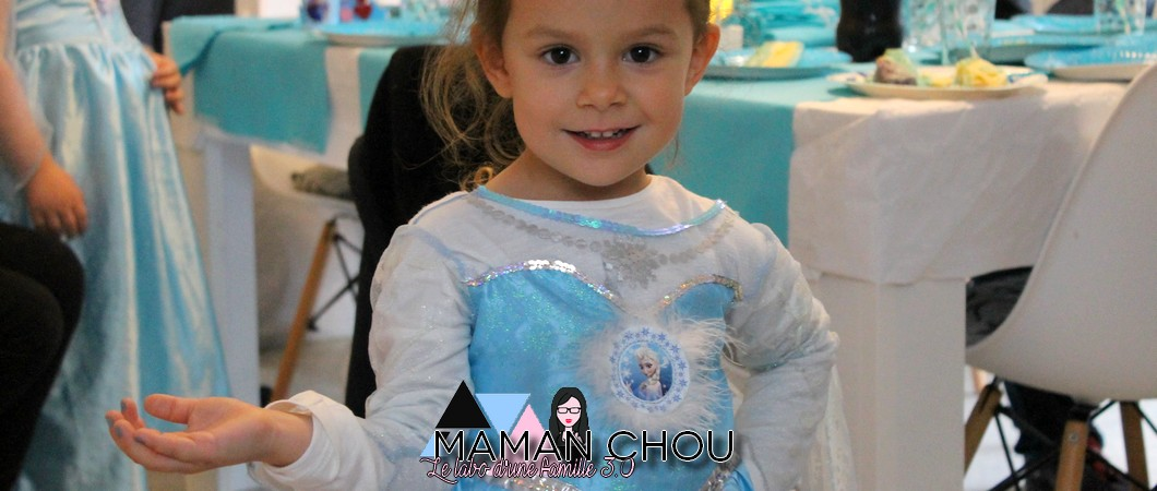 [Kid Look] Happy 4 Princesse! La Reine des Neiges