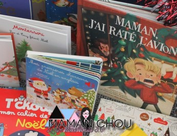 En attendant le Père Noël: Les livres de Noël 2016!