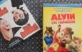 « Moteur, Action » Les coffrets de Noël: Alvin et les Chipmunks & Hôtel Transylvanie