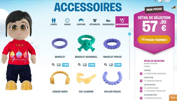 pycoo-accessoires