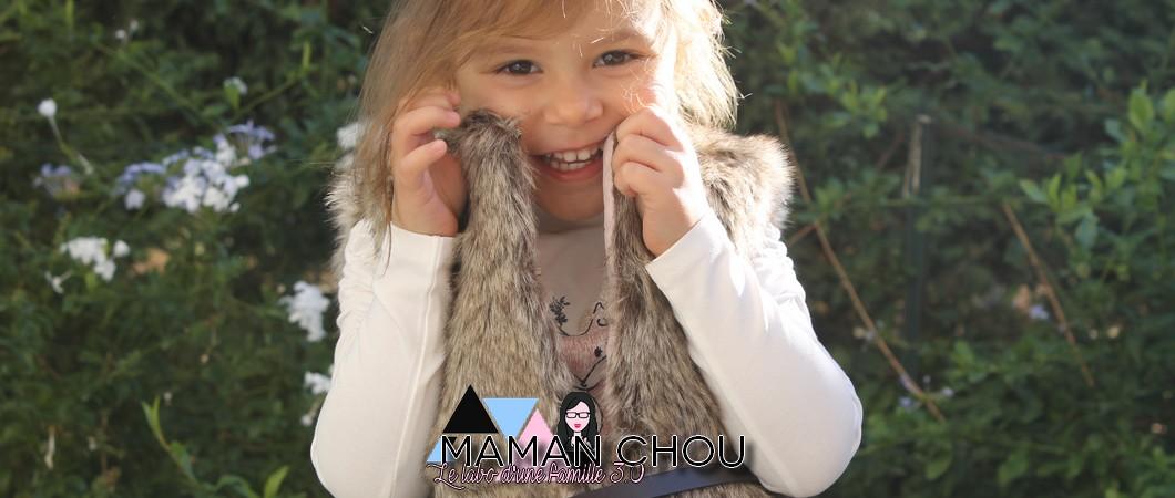 [Kid Look] Stokomani un look ultra mode à petit prix