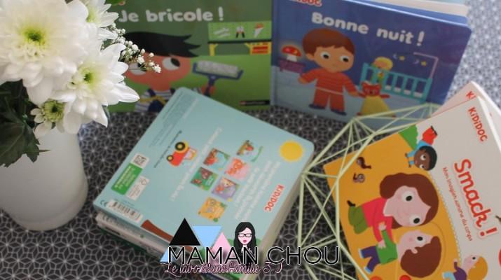 les livres pour bébé kididoc (1)