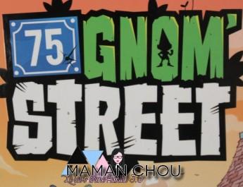 75 Gnom'Street le jeu nain'fernal d'Ankama