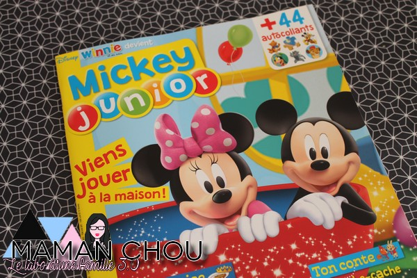 Mickey Junior Janvier 2017 (1)