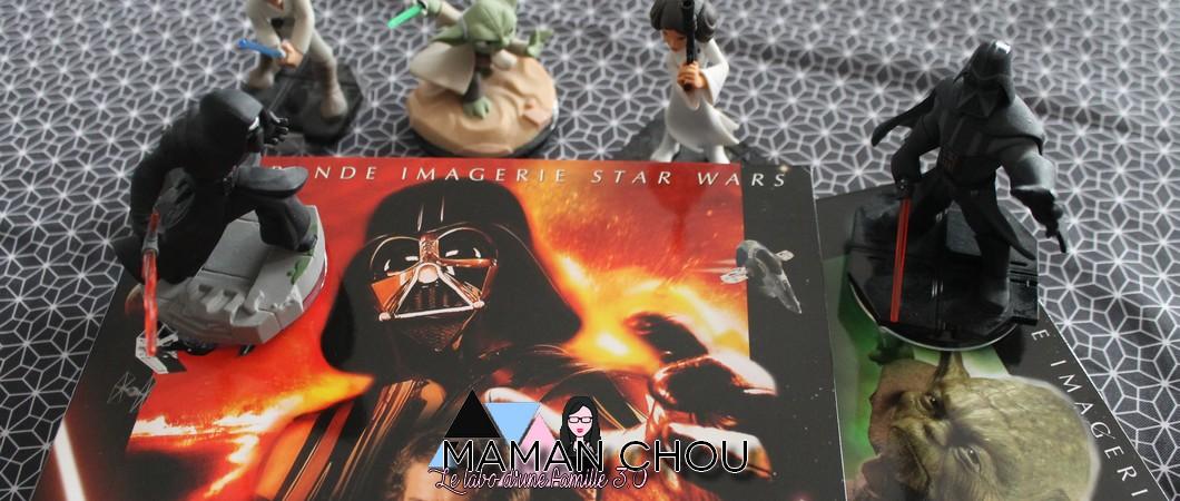 La grande Imagerie Star Wars : tout te montrer, je vais.