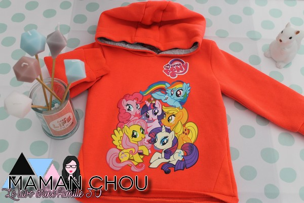 my little pony 3 ans