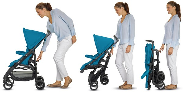 pliage zippy light inglesina