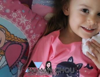 [Kid Look] Un pyjama magic Petit Béguin & girly pour faire dodo