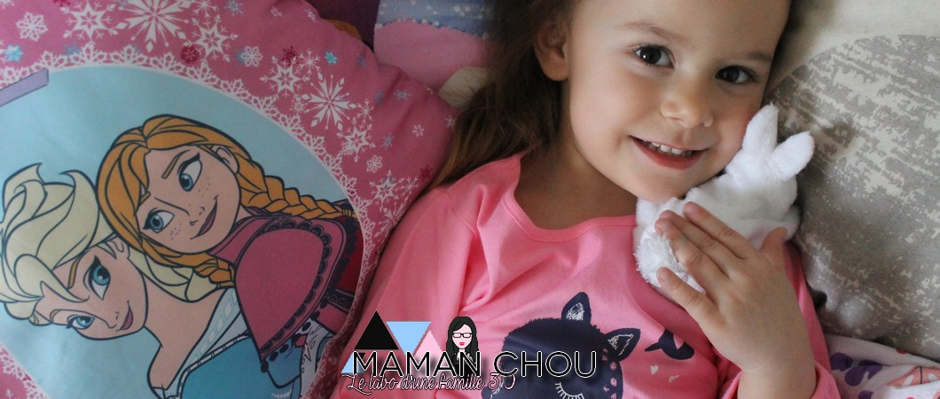 [Kid Look] Un pyjama magic Petit Béguin & girly pour faire dodo