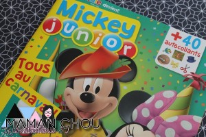 Presse enfant mickey junior mars 2017 1