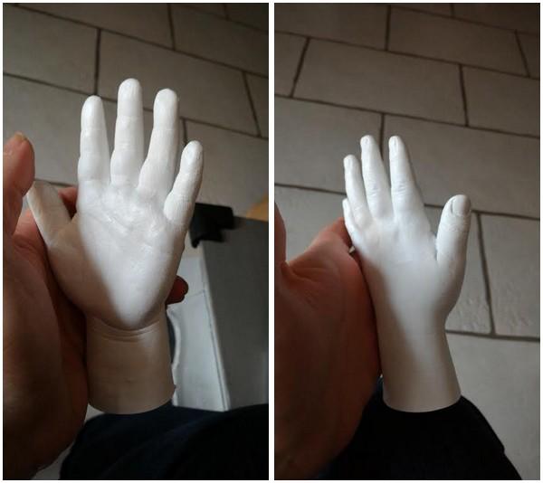 main ninie le comptoir des lutins