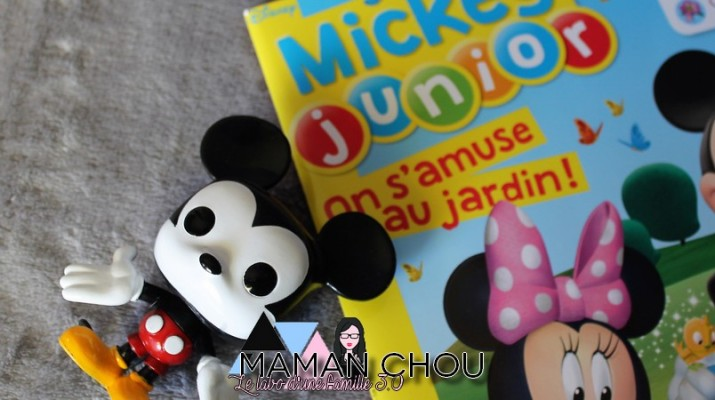 presse enfant mickey junior d'avril 2017 (1)