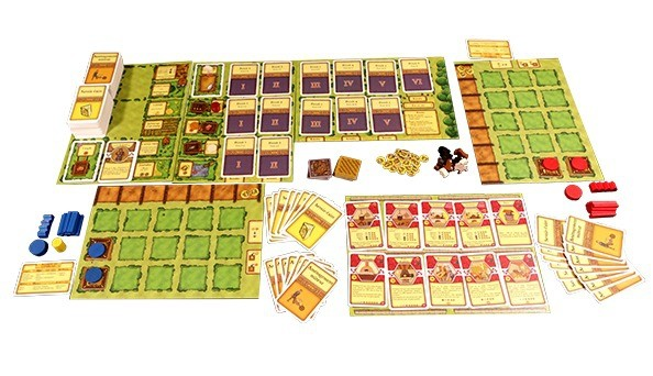 set up agricola