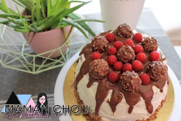 layer cake chocolat framboise (7)