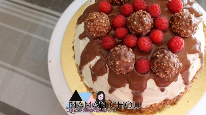 layer cake chocolat framboise (8)
