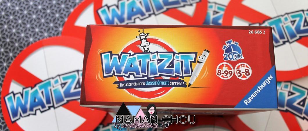 Watizit, deviens un artiste des interdictions complètement barrées!