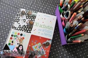 30 activités pour artistes en herbe (1)