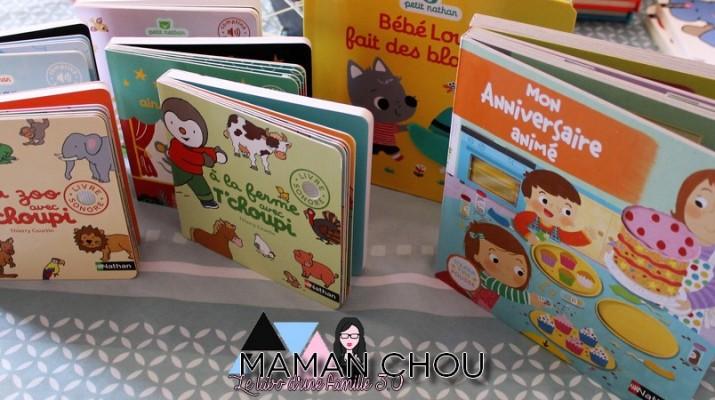 les livres pour bébé
