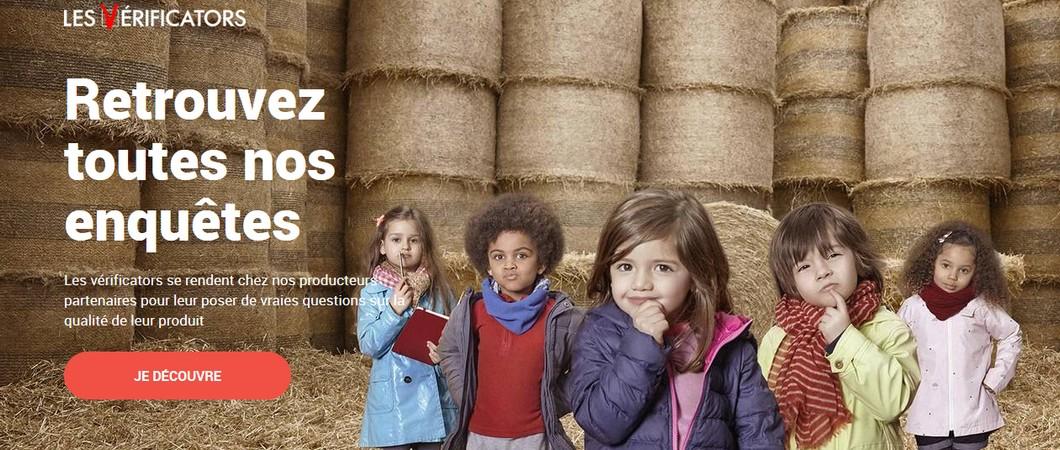 Carrefour s'engage avec la nouvelle génération, les Vérificators