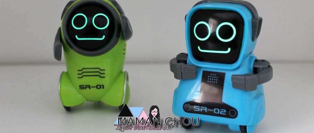 Pokibot, le mini robot qu'on adore!