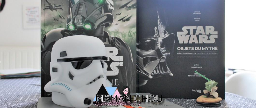 Hachette Heroes s'attaque à Star Wars et envoie du lourd!