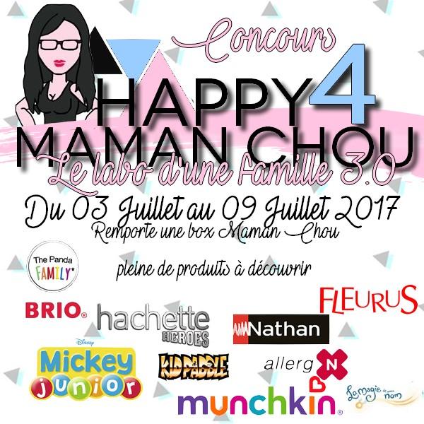 Concours happy 4 box maman chou