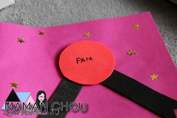 activités fete des peres preschool craft father day (49)