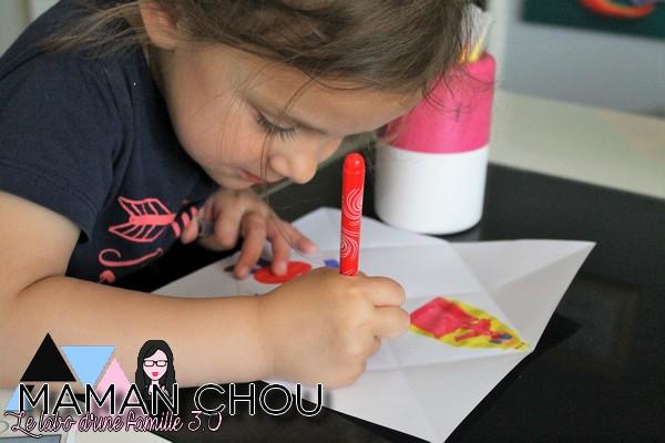 activités fete des peres preschool craft father day (7)