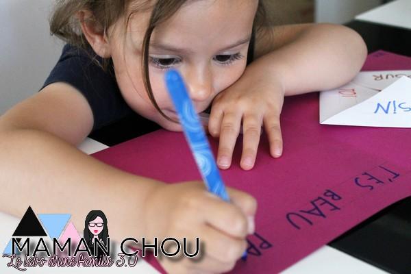 activités fete des peres preschool craft father day (21)
