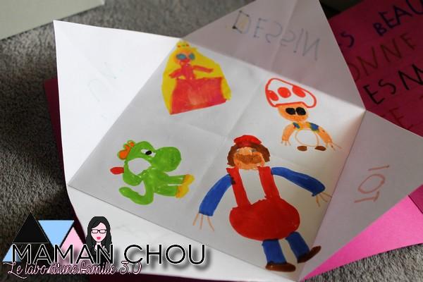 activités fete des peres preschool craft father day (51)