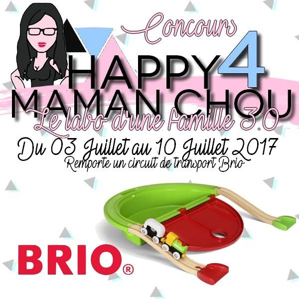 Concours Happy 4 Maman Chou Brio corrigé