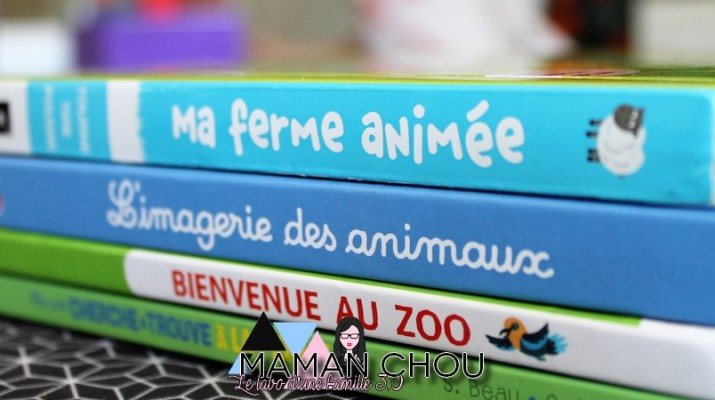 les livres sur les animaux (1)