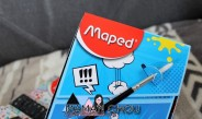 De la couleur pour la rentrée avec Maped! #SchoolBoxMaped