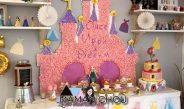 [5 ans de Ninie] Un anniversaire Disney Princesses pour ses 5 ans!