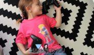 [Kid Look] Une Ninie Geek avec SquareShop!
