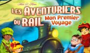 Ticket to Ride First Journey! Les aventuriers du rail comme une grande!
