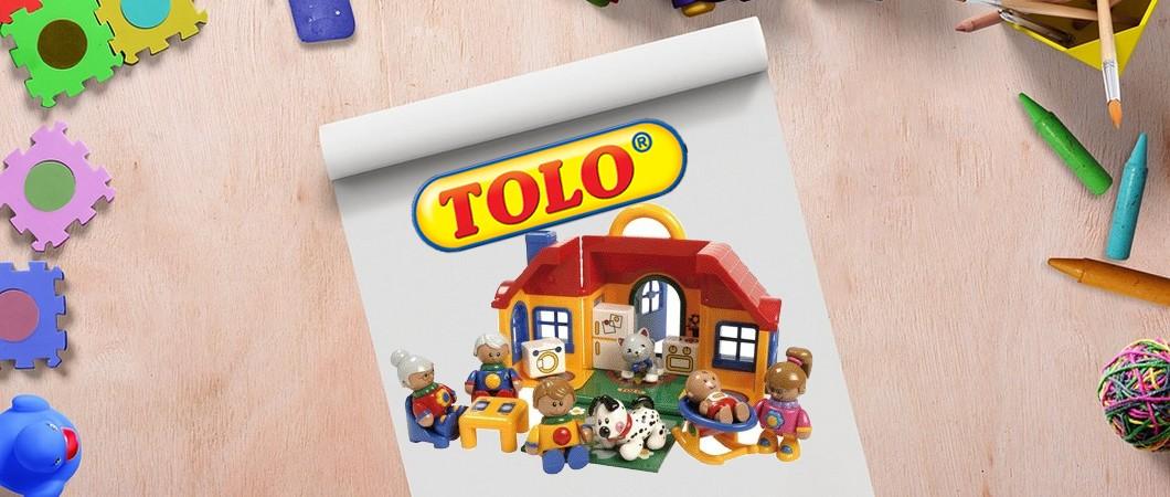 On éveille l'imagination des kids avec les jouets Tolo