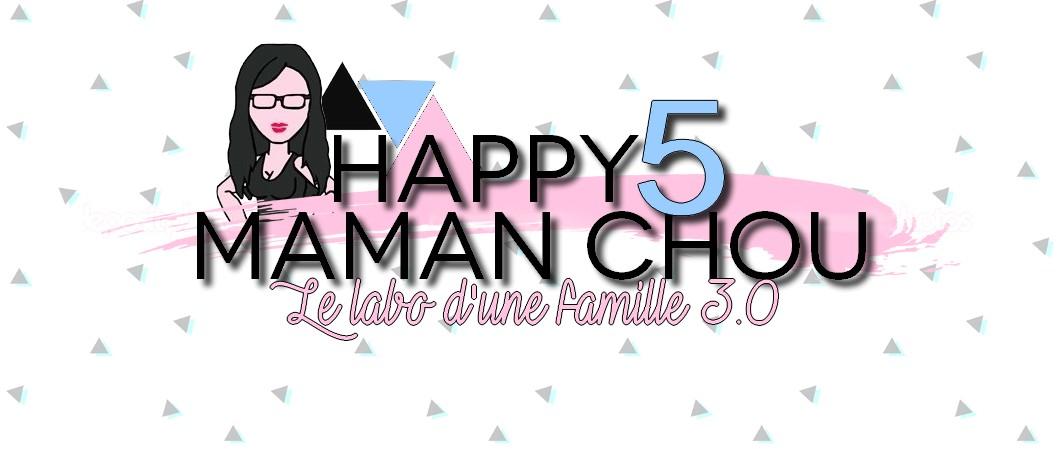 Happy 5 Maman Chou!