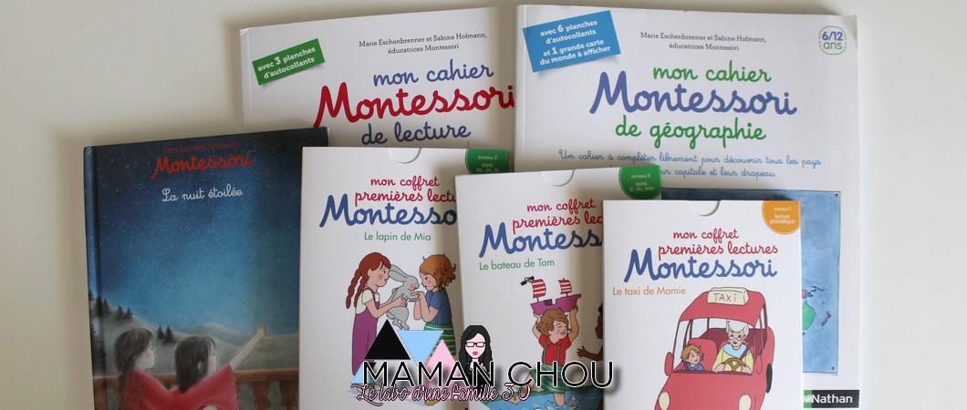 La pédagogie Montessori à la maison pendant les vacances