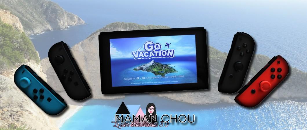 Go Vacation: Pour des vacances en famille!