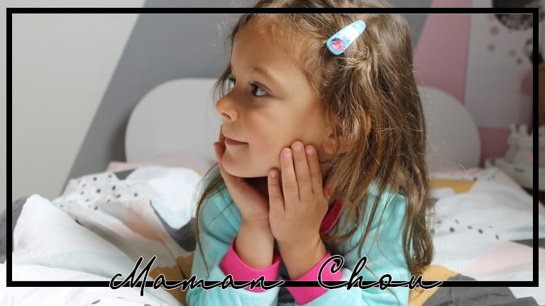 [Kid Look] Un pyjama kawaï pour l'automne avec Petit Béguin