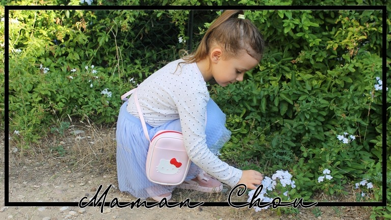 [Kid Look] Hello Kitty chez Anne Charlotte Goutal