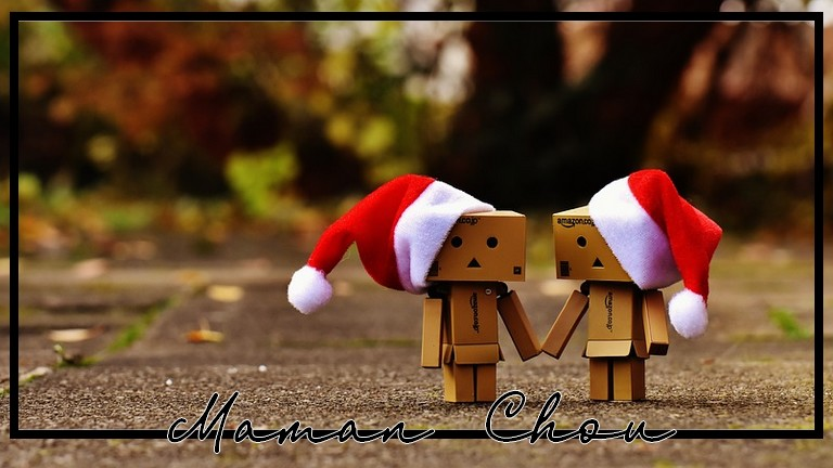 C'est bientôt Noël! On offre quoi à un couple ou à son amoureux!