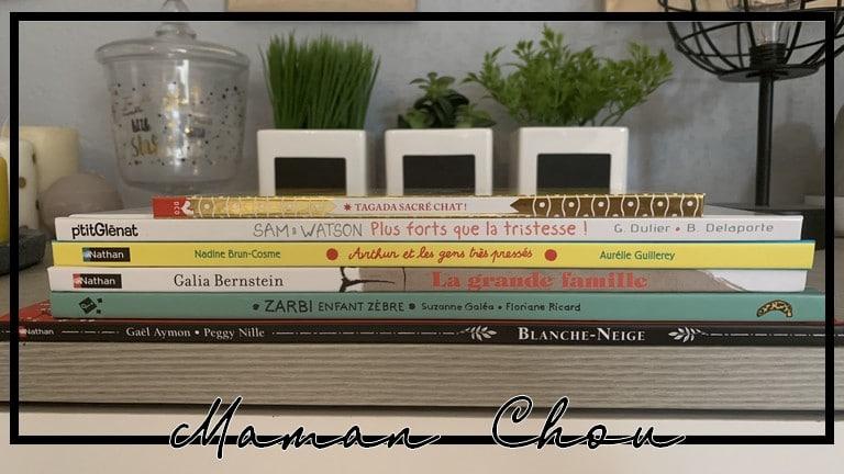 Les livres d'Octobre: une sélection de belles histoires du soir