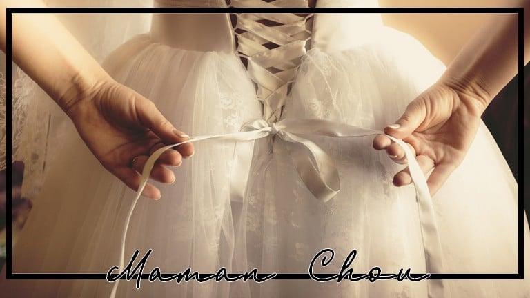 Comment habiller votre fille pour une cérémonie de mariage?