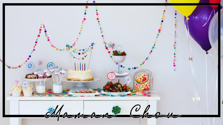 [GUIDE] L'organisation du premier anniversaire de bébé!