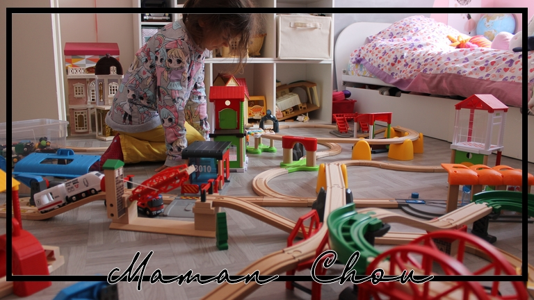 On stimule l'imagination des kids avec BRIO World!