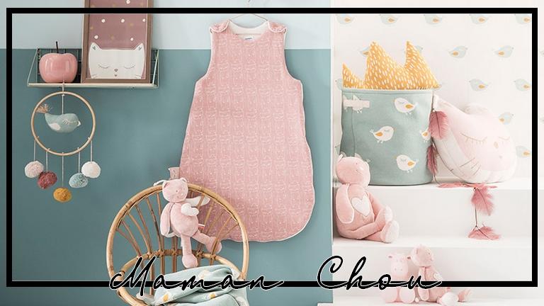Déco chambre bébé, doudou, mode et pyjama, les essentiels pour un cadeau de naissance!