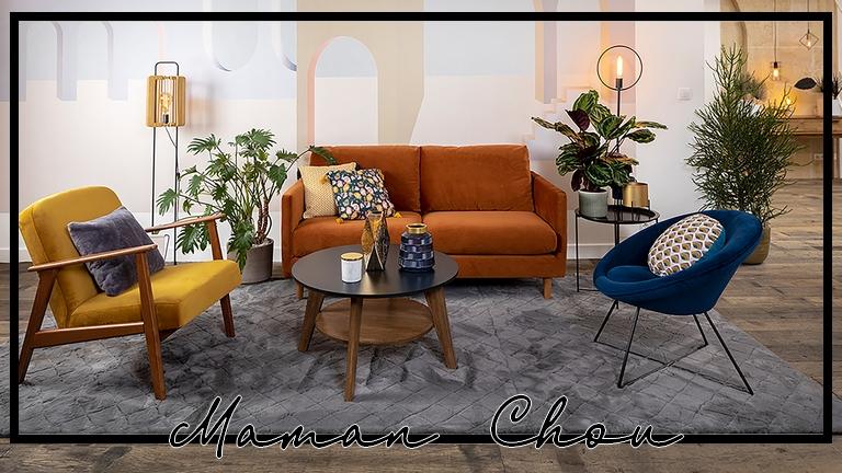 Vive la couleur : Collection Automne/Hiver pour une déco Archi Chromatic !
